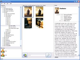 Movie Library User Interface